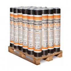 Bauder - V 60 S4 welding sealable roofing felt
